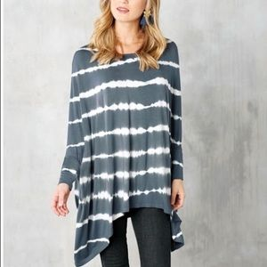 Mud Pie Tie Dye Tunic So Cute